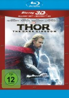 Thor - The Dark Kingdom - Blu-ray 3D + 2D (Blu-ray)