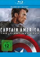 Captain America - Blu-ray 3D + 2D (Blu-ray)