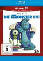 Die Monster Uni - Blu-ray 3D + 2D (Blu-ray)