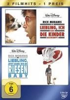 Liebling, ich habe die Kinder geschrumpft & Liebling, jetzt haben wir ein Riesenbaby (DVD)