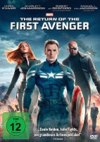 The Return of the First Avenger (DVD)
