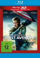 The Return of the First Avenger - Blu-ray 3D + 2D (Blu-ray)