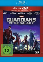 Guardians of the Galaxy - Blu-ray 3D + 2D (Blu-ray)