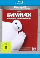 Baymax - Riesiges Robowabohu - Blu-ray 3D + 2D (Blu-ray)