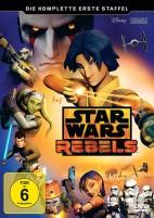 Star Wars Rebels - Staffel 01 (DVD)