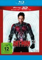 Ant-Man - Blu-ray 3D + 2D (Blu-ray)