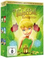 Die Tinkerbell Kollektion (DVD)