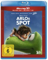 Arlo & Spot - Blu-ray 3D + 2D (Blu-ray)