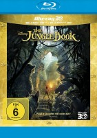 The Jungle Book - Blu-ray 3D + 2D (Blu-ray)