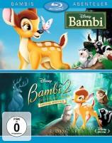 Bambi & Bambi 2 - Bambis Abenteuer (Blu-ray)