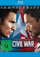The First Avenger: Civil War (Blu-ray)