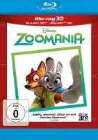 Zoomania - Blu-ray 3D + 2D (Blu-ray)