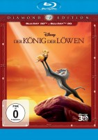 Der König der Löwen 3D - Diamond Edition / Blu-ray 3D + Blu-ray / Neuauflage (Blu-ray)