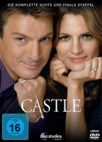 Castle - Staffel 8 (DVD)