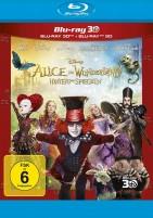 Alice im Wunderland - Hinter den Spiegeln - Blu-ray 3D + 2D (Blu-ray)