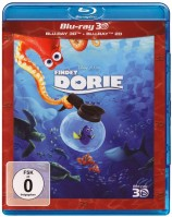 Findet Dorie - Blu-ray 3D + 2D (Blu-ray)