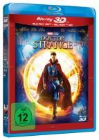 Doctor Strange - Blu-ray 3D + 2D (Blu-ray)