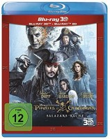 Pirates of the Caribbean: Salazars Rache - Blu-ray 3D + 2D (Blu-ray)