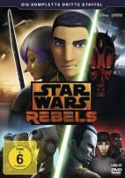 Star Wars Rebels - Staffel 03 (DVD)
