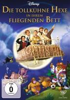 Die tollkühne Hexe in ihrem fliegenden Bett (DVD)