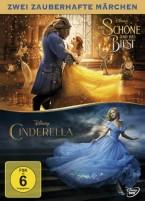 Die Schöne und das Biest & Cinderella (DVD)