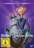 Die Abenteuer von Ichabod und Taddäus Kröte - Disney Classics (DVD)