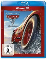 Cars 3: Evolution - Blu-ray 3D + 2D (Blu-ray)