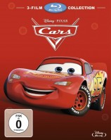 Cars 1+2+3 - 3-Film Collection (Blu-ray)