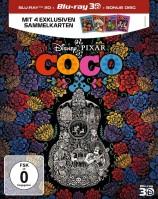 Coco - Lebendiger als das Leben - Blu-ray 3D + 2D + Bonus Disc (Blu-ray)