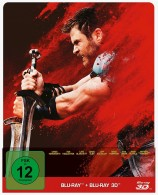 Thor: Tag der Entscheidung - Blu-ray 3D + 2D / Steelbook (Blu-ray)