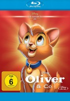 Oliver & Co. - Disney Classics (Blu-ray)