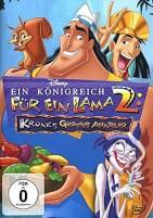 Ein Königreich für ein Lama 2 - Kronks großes Abenteuer (DVD)
