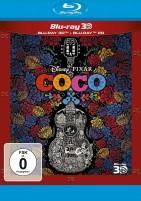 Coco - Lebendiger als das Leben - Blu-ray 3D + 2D (Blu-ray)