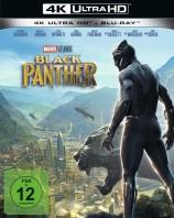 Black Panther - 4K Ultra HD Blu-ray + Blu-ray (4K Ultra HD)