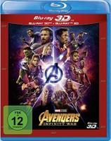 Avengers: Infinity War - Blu-ray 3D + 2D (Blu-ray)