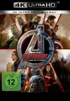 Avengers - Age of Ultron - 4K Ultra HD Blu-ray + Blu-ray (4K Ultra HD)