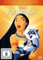 Pocahontas & Pocahontas II - Reise in eine neue Welt - Disney Classics (DVD)