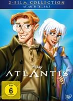 Atlantis & Atlantis - Die Rückkehr - Disney Classics (DVD)
