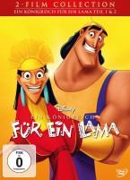 Ein Königreich für ein Lama & Ein Königreich für ein Lama 2: Kronks großes Abenteuer - Disney Classics (DVD)