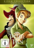 Peter Pan 1+2 - Disney Classics (DVD)