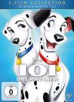 101 Dalmatiner & 101 Dalmatiner - Teil 2: Auf kleinen Pfoten zum großen Star! - Disney Classics (DVD)