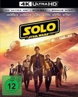 Solo: A Star Wars Story - 4K Ultra HD Blu-ray + Blu-ray (4K Ultra HD)