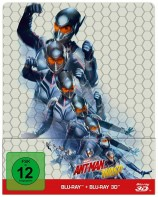 Ant-Man and the Wasp - Blu-ray 3D + 2D / Limited Steelbook (Blu-ray)