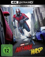 Ant-Man and the Wasp - 4K Ultra HD Blu-ray + Blu-ray (4K Ultra HD)
