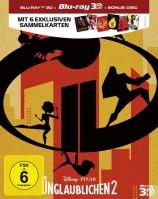 Die Unglaublichen 2 - Blu-ray 3D + 2D (Blu-ray)