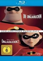 Die Unglaublichen 1+2 (Blu-ray)