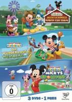 Micky Maus Wunderhaus - Mickys Sportfest & Die Wunderhaus-Weltreise & Micky und Donald haben eine Farm (DVD)