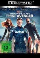 The Return of the First Avenger - 4K Ultra HD Blu-ray + Blu-ray (4K Ultra HD)