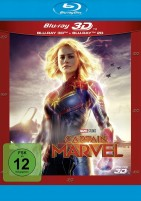 Captain Marvel - Blu-ray 3D + 2D (Blu-ray)