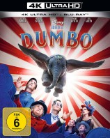 Dumbo - 4K Ultra HD Blu-ray + Blu-ray (4K Ultra HD)